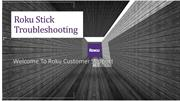 Roku Stick Troubleshooting | Roku Customer Support