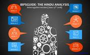 Hindu Analysis of IBPS Clerk,PO,SBI Clerk,PO & other competitive exams