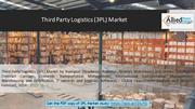 3PL Market is Witnessing Massive Growth in 2018
