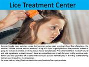 Lice Prevention