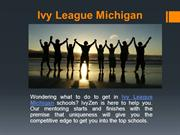 Ivy League Michigan