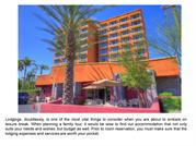 Turn Your Vacations into Memorable  by Stayingt the Best Phoenix Hotel