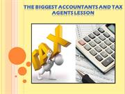 Accountants and tax agents Riverstone