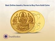 Best Online Jewelry Stores to Buy Pure Gold Coins