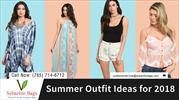 Summer Outfit Ideas for 2018