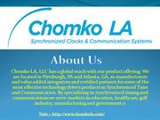 ChomkoLA Provide Best Offers in Atlanta U.S.A