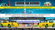 London Taxi Service Book Online (Velox London Cars)