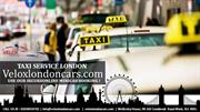 Taxi Service London (Velox London Cars)