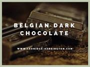 Belgian Dark Chocolate