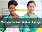 Saint Michael College Presentation