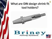 What are DIN SF holders