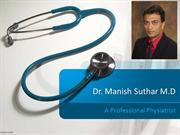 Dr Manish Suthar - A Professional Physiatrist