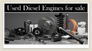 Used Diesel Engines for sale