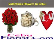 valentines flowers to cebu