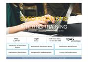 Specifications Writing Training