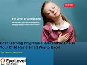 Best Learning Programs at Alexandria- Ensure Your Child Has a Smart Wa