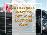 Affordable Ways to Get your Lost Car Keys