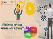 Relevance vs Authority: Which Link Has More Value?