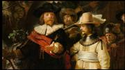 Art in Detail-The Night Watch-by Rembrandt Harmenszoon van Rijn-Militi