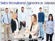 Sales Recruitment Agencies in Arizona