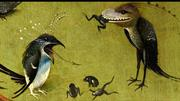 Art in Detail-The Fantastical Creatures of Jheronimus Bosch-The Garden