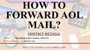 How to Forward AOL Mail?