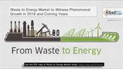 Why Waste to Energy Market is Set to Boom in 2018?