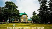 chail is perfect hill town in Himachal Pradesh