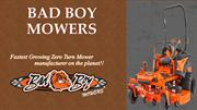 Best Commercial Lawn Mower from Bad Boy Mowers