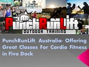 PunchRunLift- Get Great Classes For Cardio Fitness in Five Dock