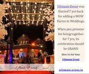 Destination Wedding Planner in Udaipur Ultimate Event
