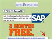 SAP Certified Application Associate - Business Intelligence