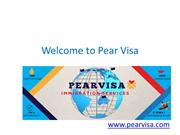 Welcome to Pear Visa1