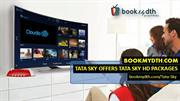 Tata sky hd packages Tata sky dth packages
