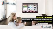 Tata Sky New HD Connection By Bookmydth.com