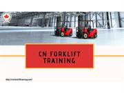 Forklift Training | Certification Brampton