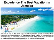Get the Best Place to Vacation in Jamaica
