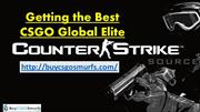 Buy CSGO GLOBAL Elite Accounts with buycsgosmurfs.com