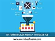 7 ways to convert your website visitors into customers