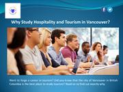 Why Study Hospitality and Tourism in Vancouver