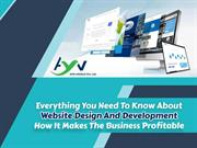 Everything You Need To Know About Website Design