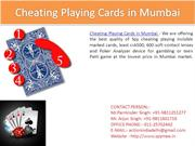 Spy Cheating Playing Cards in Mumbai