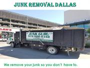 Junk Removal Dallas -Junk Guru