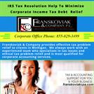IRS Tax Resolution Help To Minimize  Income Tax