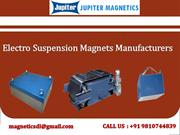 Electro Suspension Magnets Manufacturers