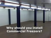 Why Should you Install Commercial Freezers