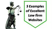 5 Examples of Excellent Law Firm Website Design