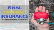 Final Expense Insurance Illinois