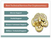Best Technical Support Services For Cryptocurrency