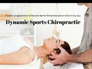 Dynamic Sports Chiropractic_